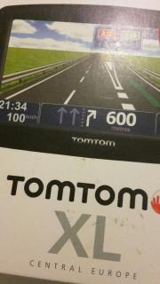 TOMTOM XL NAVIGATION