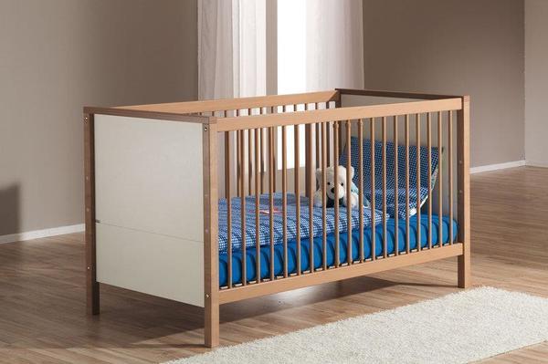 top paidi leo baby juniorbett komplett sorglospaket in schifferstadt wiegen babybetten. Black Bedroom Furniture Sets. Home Design Ideas