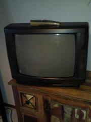 Tragbarer Farb TV