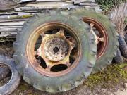 Traktor Reife