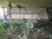 Traktoranhänger kipper