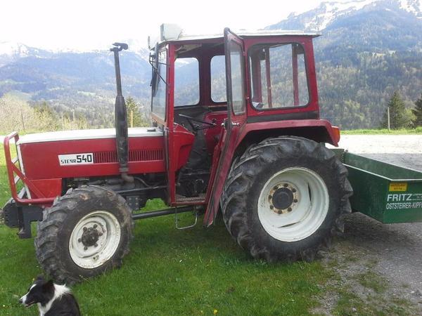 traktort re rechts f r steyr 540a lugsteinkabine zu kaufen gesucht in dornbirn traktoren. Black Bedroom Furniture Sets. Home Design Ideas