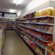 türkischer Supermarkt zu