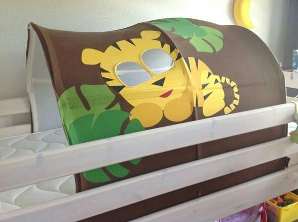 tunnel f r kinderbett baby und kinderartikel. Black Bedroom Furniture Sets. Home Design Ideas