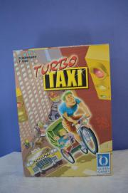 Turbo-Taxi - Gesellschaftsspiel