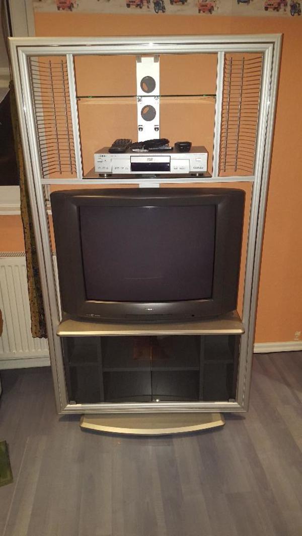 tv und hifi rack in frankenthal phono tv videom bel. Black Bedroom Furniture Sets. Home Design Ideas