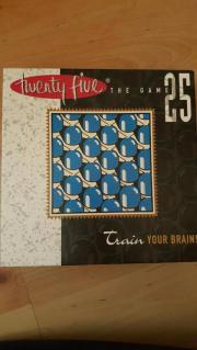 TWENTY FIVE - the