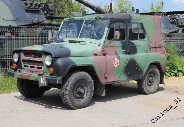 uaz 469b russian soviet military jeep 1985 in mrok w. Black Bedroom Furniture Sets. Home Design Ideas