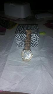 Uhr Leopard