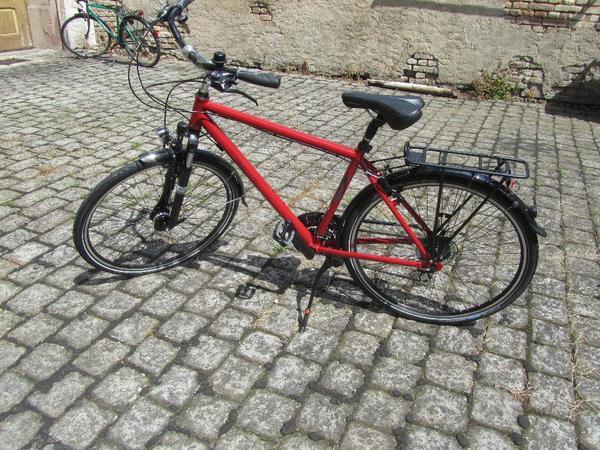 ungenutztes rotes campus fahrrad in karlsruhe herren fahrr der kaufen und verkaufen ber. Black Bedroom Furniture Sets. Home Design Ideas