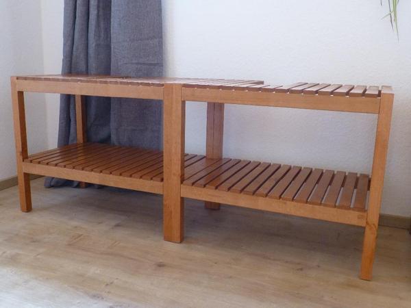 unterschrank f r doppelwaschbecken in leutenbach bad. Black Bedroom Furniture Sets. Home Design Ideas
