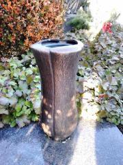 Vase aus Bronze
