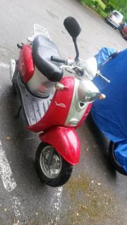Venus Motorroller der