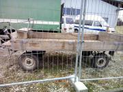 Verkäufe Traktor, Pferde,