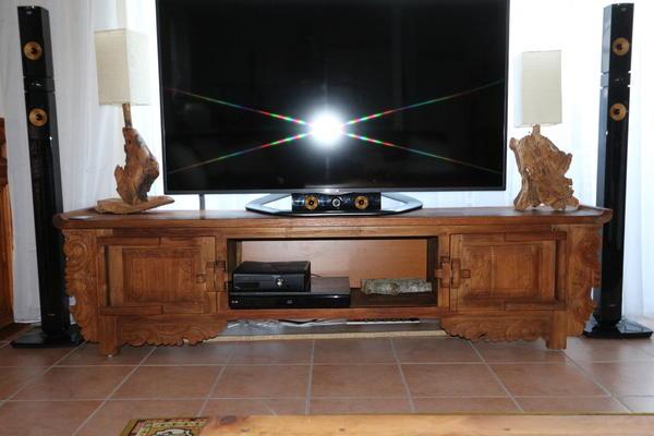 verkauf fernsehboard in bodman ludwigshafen phono tv. Black Bedroom Furniture Sets. Home Design Ideas