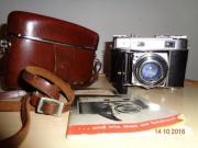 Verkaufe alten Fotoapparat
