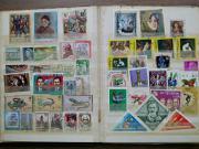 Verkaufe Briefmarken Sammlung