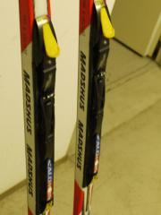 Verkaufe Langlauf-Ski