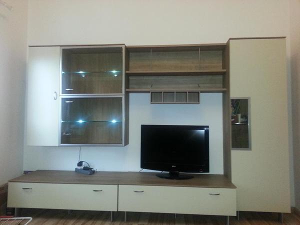 modern wohnwand neu und gebraucht kaufen bei. Black Bedroom Furniture Sets. Home Design Ideas