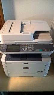 Verkaufe Multifunktions-Laserdrucker