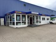 Verkaufscontainer / Pavillion Gräff