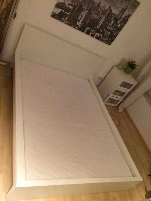 ikea malm neu und gebraucht kaufen bei. Black Bedroom Furniture Sets. Home Design Ideas