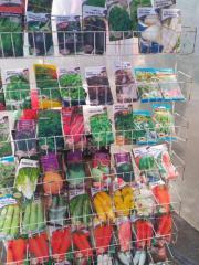 Verschiedene Gemüse, Pflanzen,