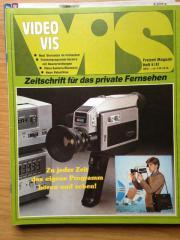 Videozeitschriften von 1981-
