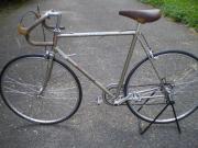 Vintage Rennrad Racing
