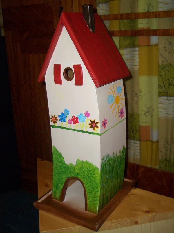 vogelhaus in weilheim sonstiges f r den garten balkon terrasse kaufen und verkaufen ber. Black Bedroom Furniture Sets. Home Design Ideas