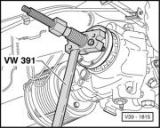 VW 391 Spezialwerkzeug