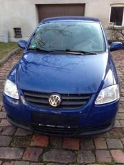 VW Fox TÜV