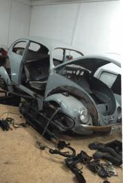 VW Käfer bj