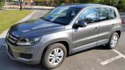 VW Tiguan TSI,
