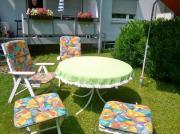 WACKER Gartenset, Tisch,