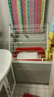 Wäscheständer für die