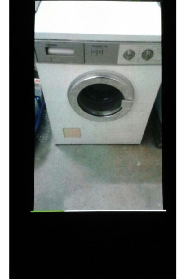 waschmaschine simens in bad breisig waschmaschinen. Black Bedroom Furniture Sets. Home Design Ideas