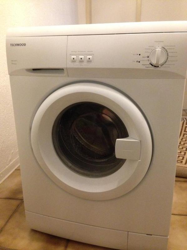 waschmaschine techwood wb 91042 y a klasse in ettlingen. Black Bedroom Furniture Sets. Home Design Ideas