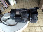 Wasserpumpe mit Elektromotor