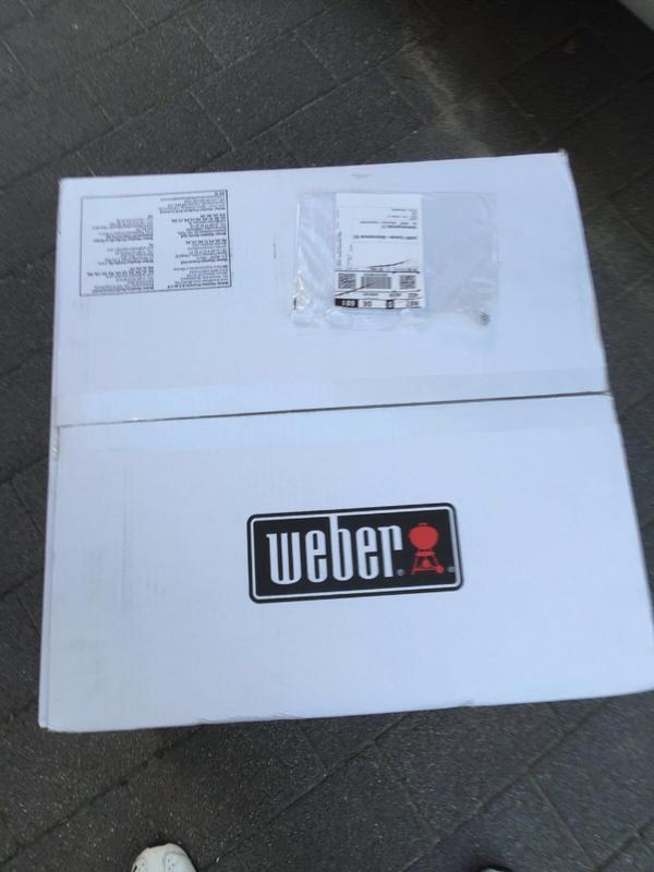 weber grill zubeh r kaufen gebraucht und g nstig. Black Bedroom Furniture Sets. Home Design Ideas