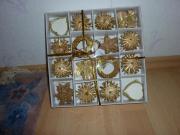 Weihnachtssmuck für Tannenbaum