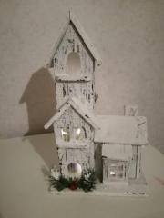 Weihnachtsturm