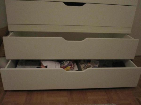 Ikea Weisse Kommode Mit 3 Schubladen Pictures