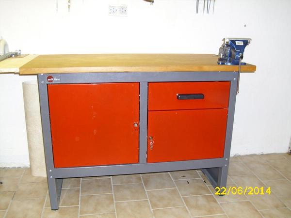 schubladen werkbank neu und gebraucht kaufen bei. Black Bedroom Furniture Sets. Home Design Ideas