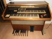 Wersi Orgel,