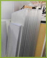 Whiteboards 100x150 cm