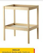 Wickeltisch Ikea