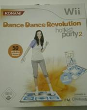 Wii Dance Dance