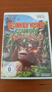 Wii Donkey Kong