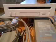Wii Konsole weiß